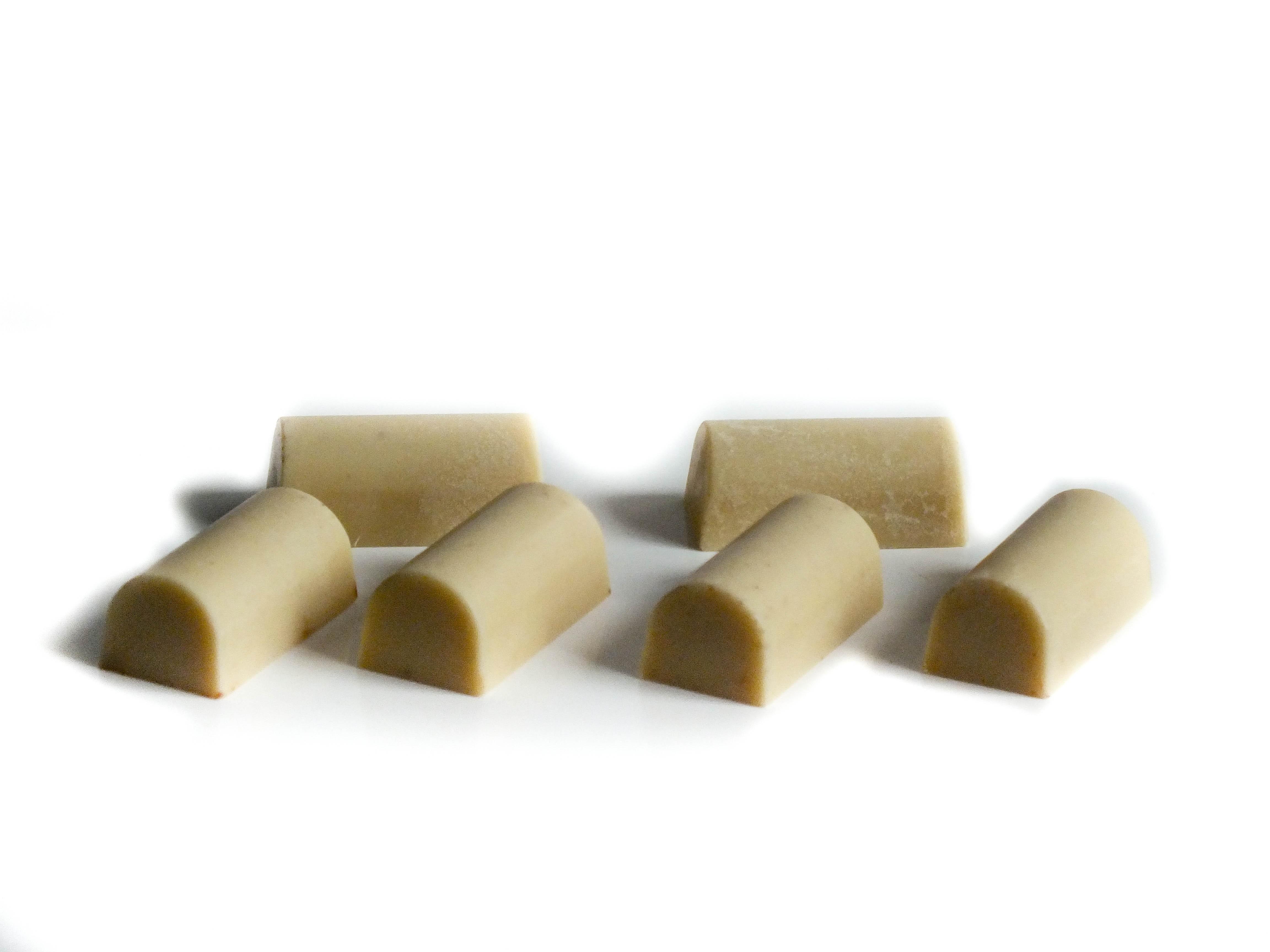 White Chocolate Batons