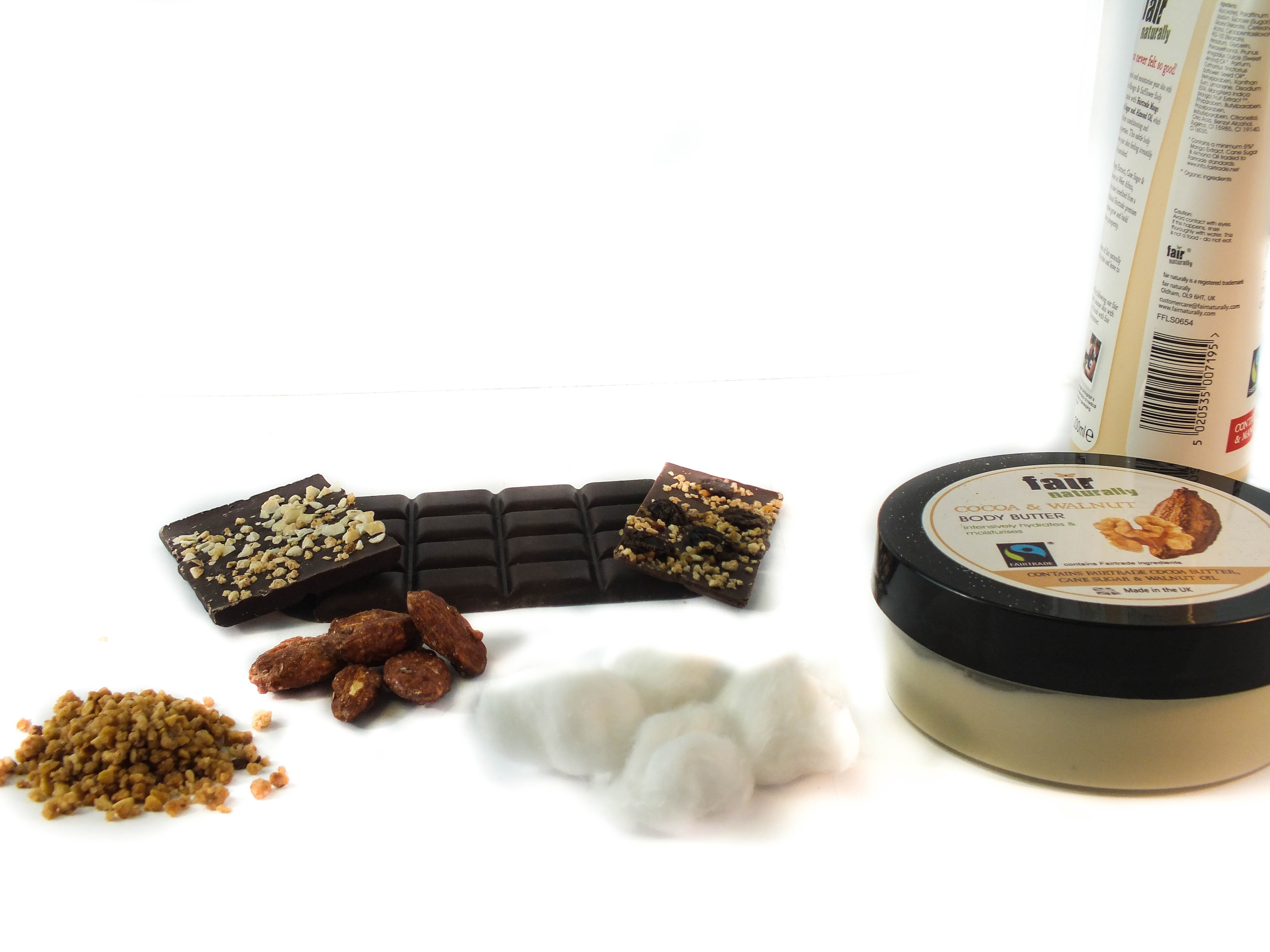 The Cocoa and Nut Mini Luxury collection
