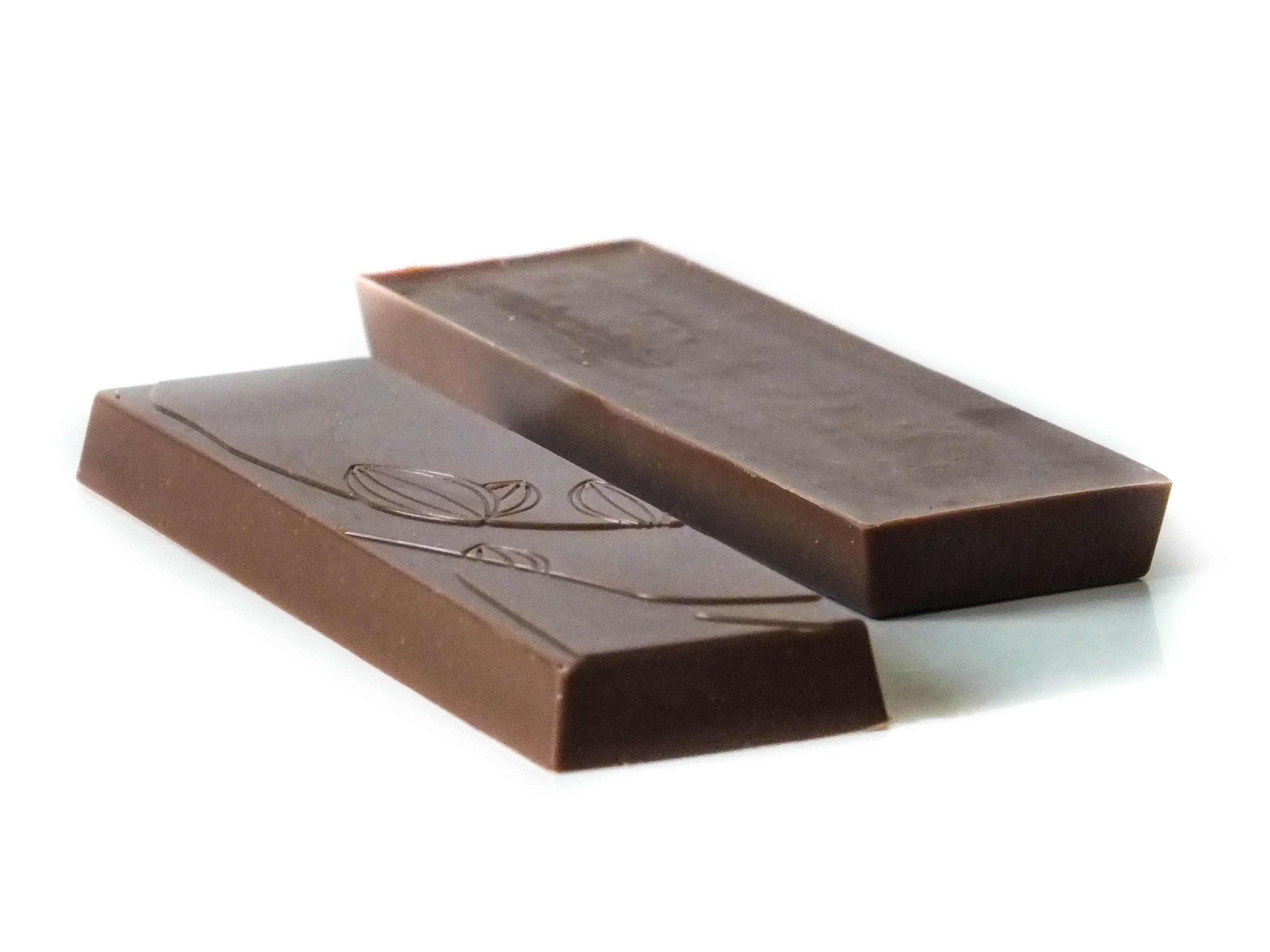 Fair-trade & Organic Strawberry Milk Chocolate