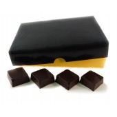 Fair-trade & Organic Dark Chocolate with Ginger Bites